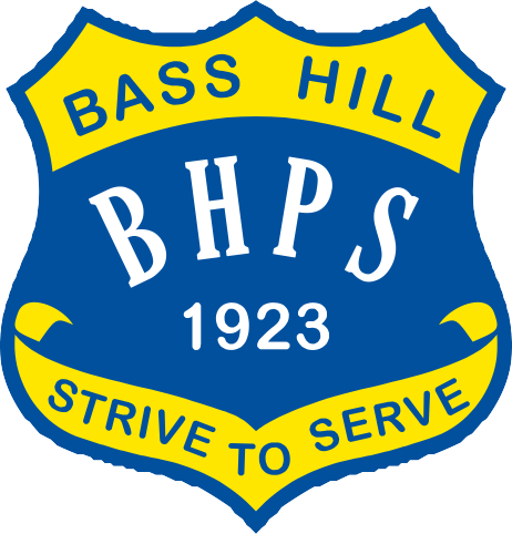 Bass Hill Public School logo